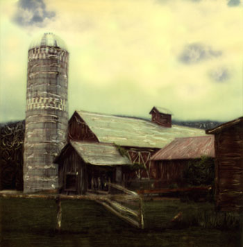 Vermont Silo and Barn